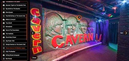 "Conheça o Cavern Club com ""The Cavern Club Chronicles"""