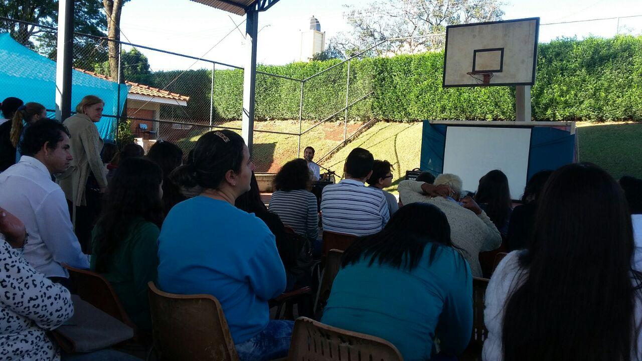 Supervisão Pedagógica Ribeirão Preto Palestra