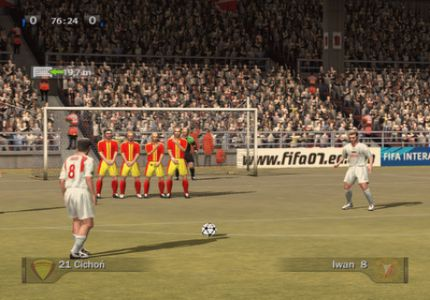 Fifa 07 Free Download For PC Full Version