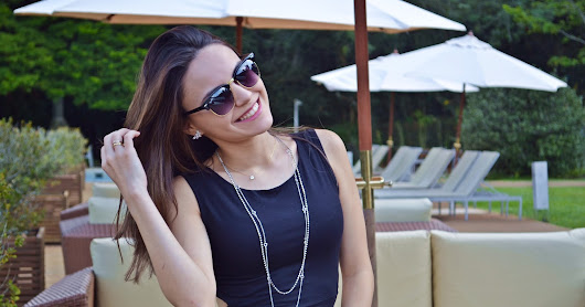 Look do dia - Black