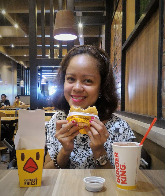 Burger King Chicken Fries in Cute & Fun Boxes
