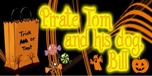 El pirata Tom y su perro, Bill