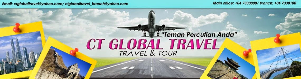Global Tour And Travel Bandung