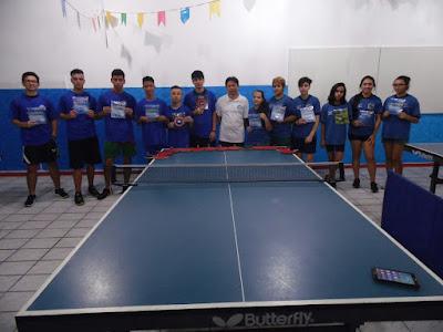 Investimento no tênis de mesa em Iguape
