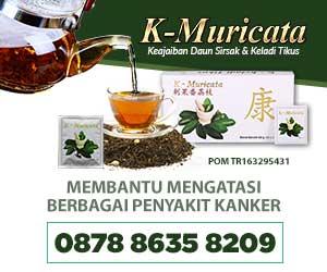 Obat Alami K-Muricata