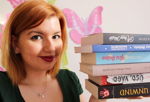 Miért pártoltam vissza a blogíráshoz a videózás után? könyves vélemény, könyvkritika, recenzió, könyves blog, könyves kedvcsináló, György Tekla, Tekla Könyvei