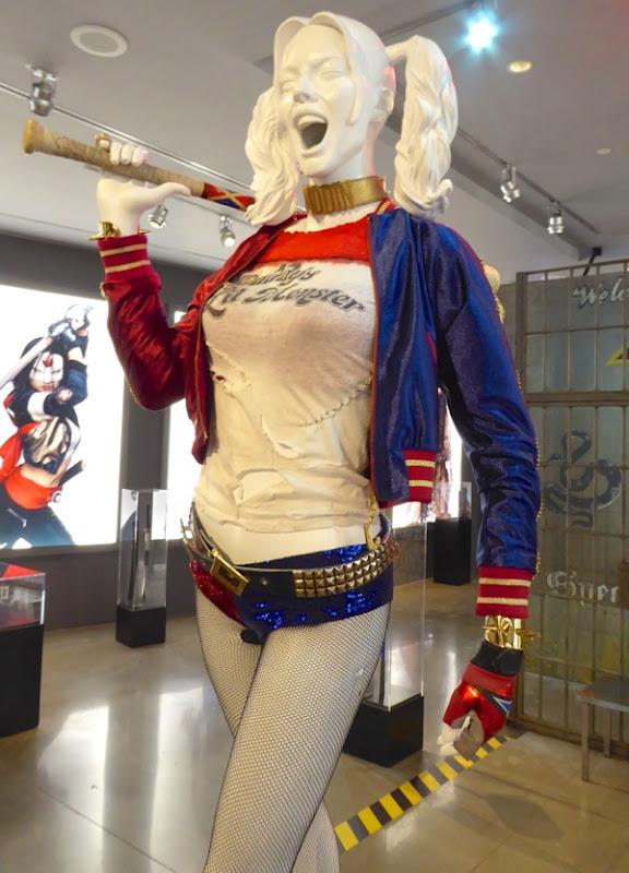 Harley Quinn costume Suicide Squad
