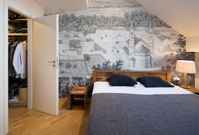 podkrovni byt v karline