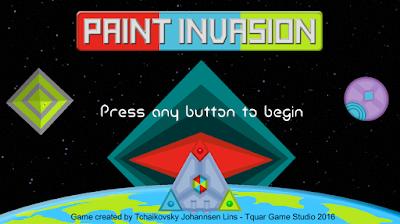 Paint Invasion