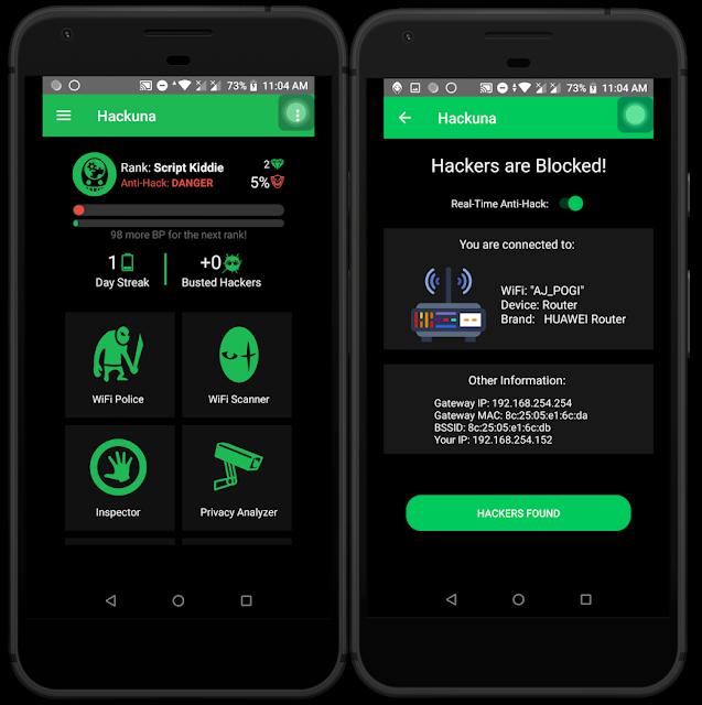شرح تطبيق Hackuna 2019
