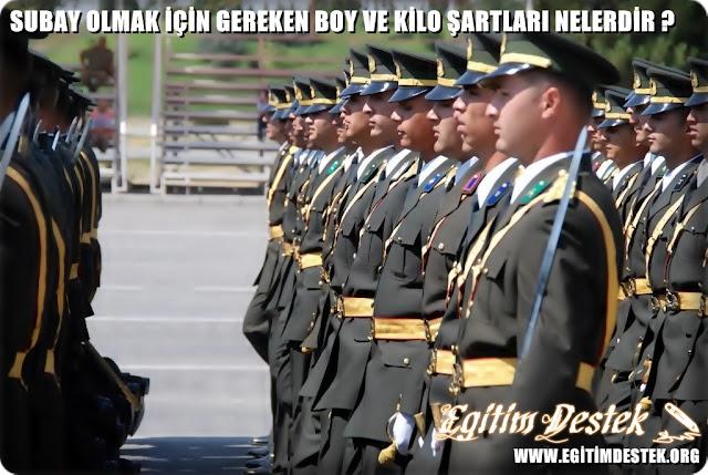 subay-boy-kilo-nedir