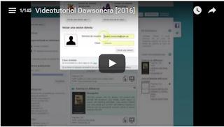 Videotutorial Dawsonera Biblioteca de Educación UAM
