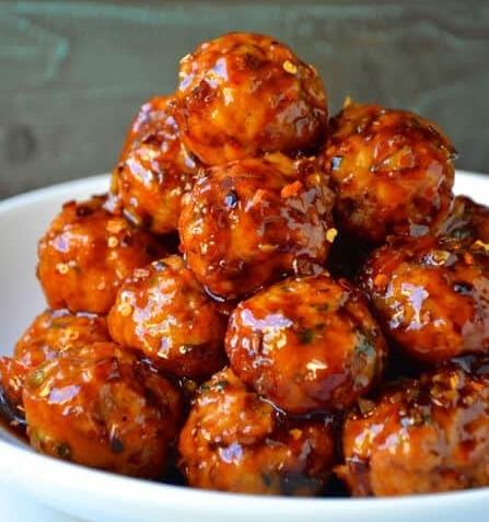 Meatballs Recipe With Celery