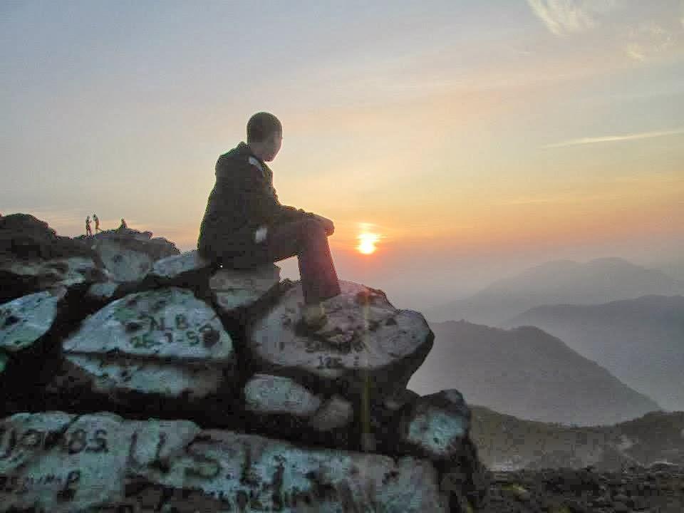 Pendakian ke Gunung Sibayak