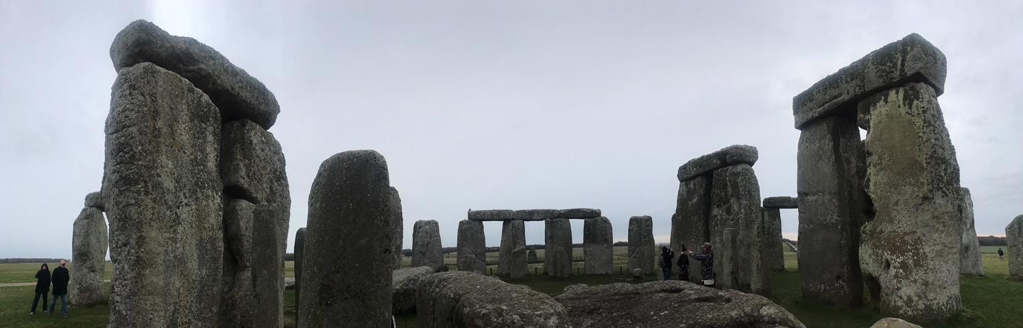 Sociopath World: Stonehenge and Bath