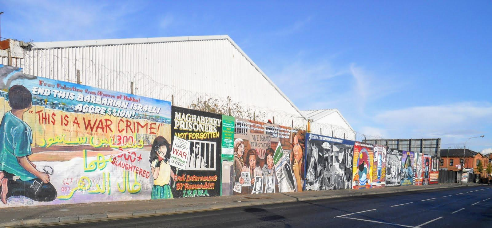 Why Visit Belfast From Dublin