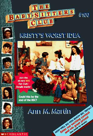 Baby sitters club book 5