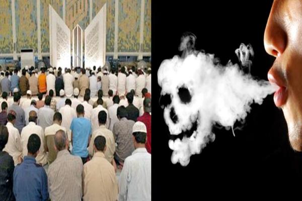 Benarkah Seorang Pecandu Rokok Tidak Sah Jadi Imam Shalat?