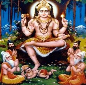 சகல ஞானத்தையும் அள்ளித்தரும் 'மேதா தக்ஷிணாமூர்த்தி'