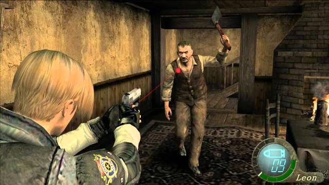 Resident Evil 4 Free Download PC Games