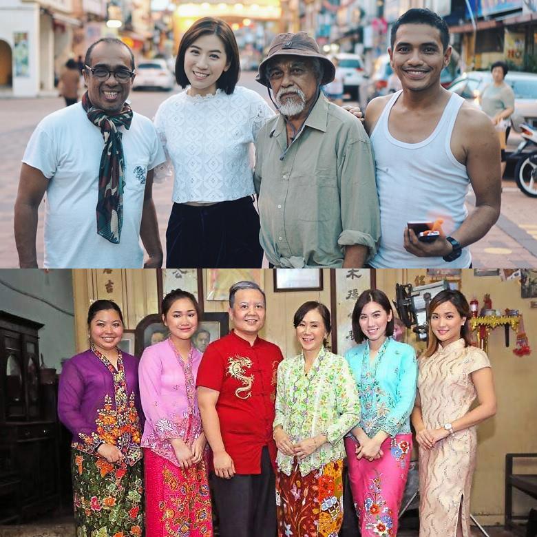 Pelakon Kebaya Mek Hwa