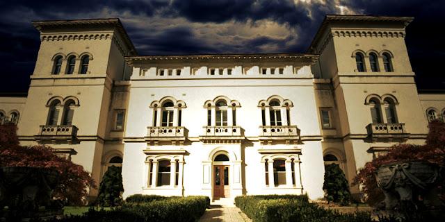 The Beechworth Lunatic Asylum