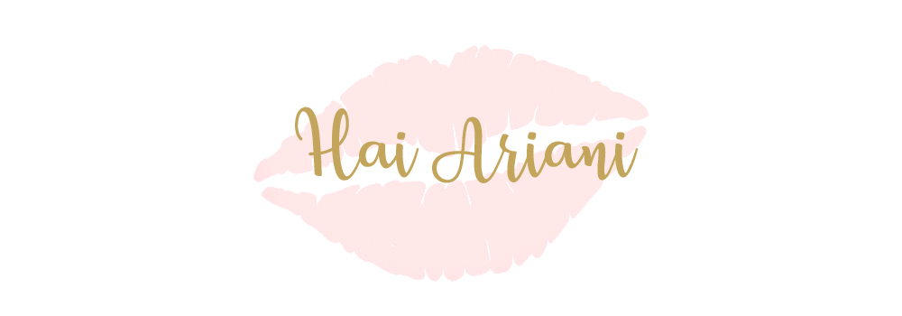 Hai Ariani - Indonesian Beauty Blogger