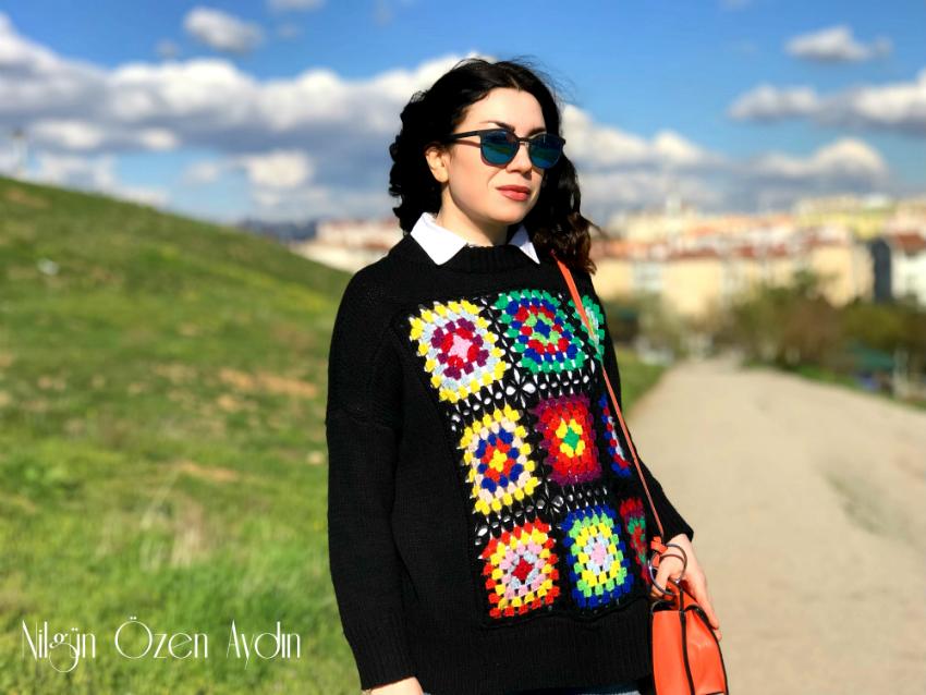 alışveriş-Motifli Kazak-moda blogu-fashion blogger