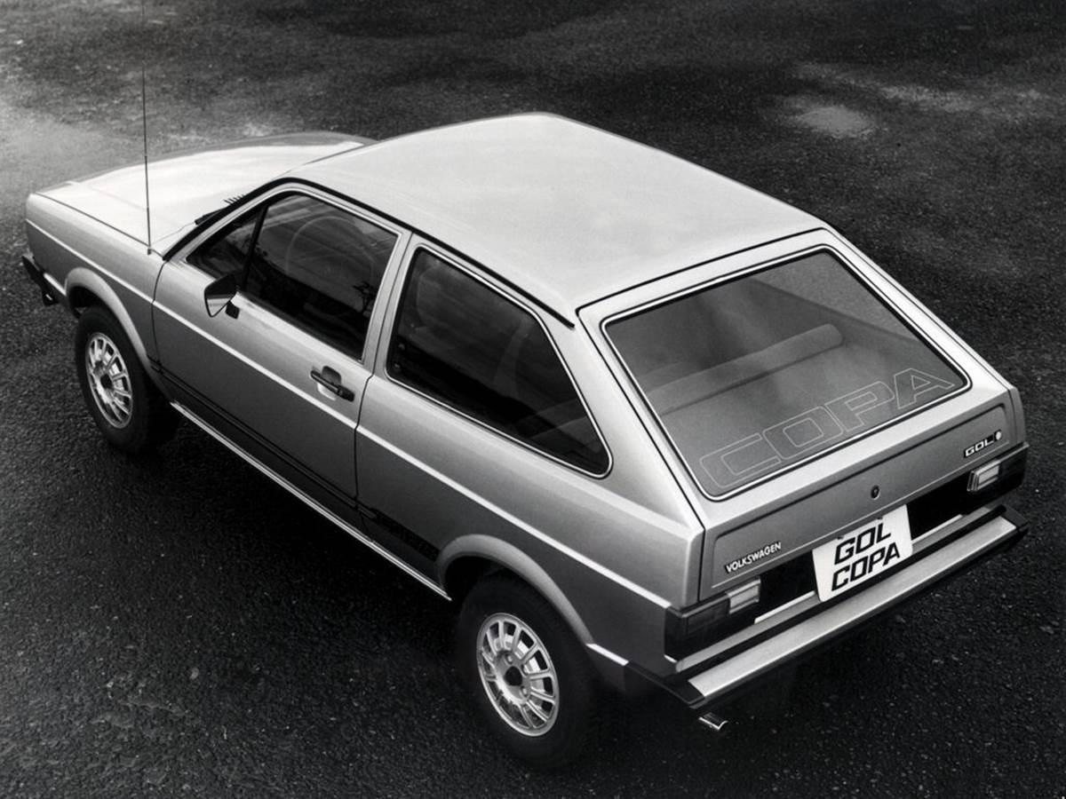 VW Gol G1 Copa 1982