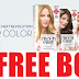Free Box of Clairol Nice'n Easy Hair Color