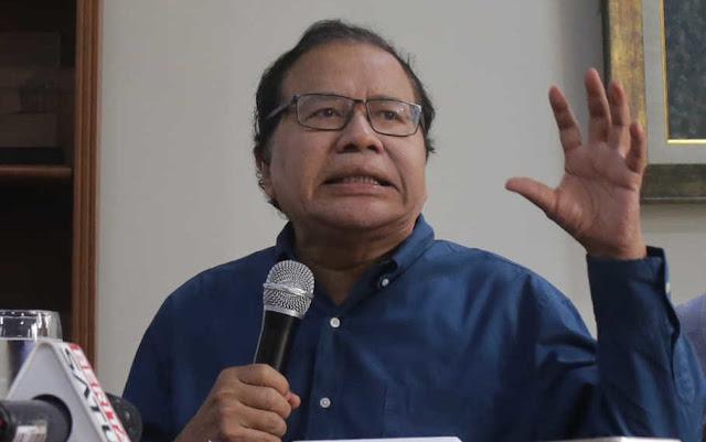 Rizal Ramli: Enak Banget Melakukan Kecurangan tapi Ngajak Rekonsiliasi