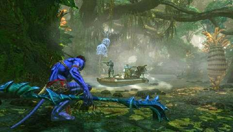 James Cameron s Avatar The Game
