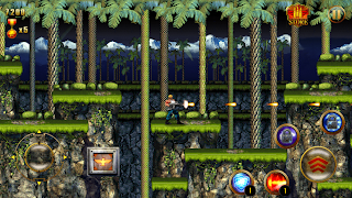 Game Android CONTRA: EVOLUTION Apk Gratis