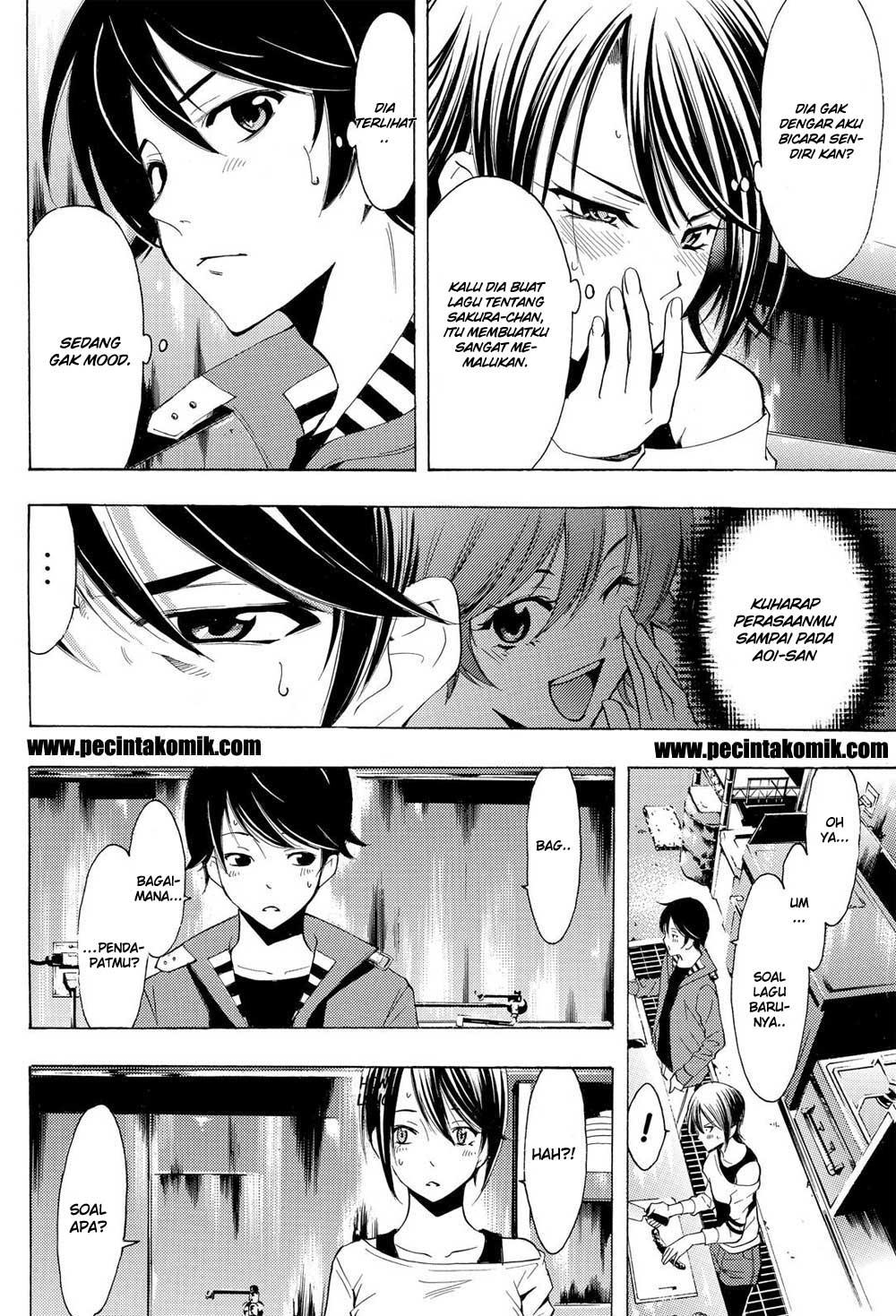 Fuuka Chapter 146-8