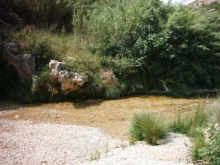 azud, assut, Matarraña, Matarranya, Beceite, Beseit, río