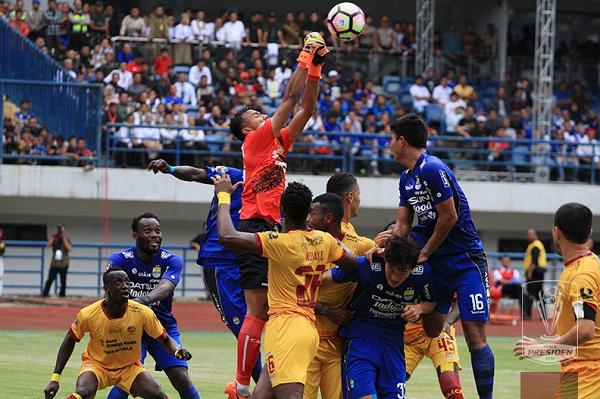 3 Hal Mengejutkan ini Bikin Persib Gagal di Piala Presiden 2018, Bagamaina dengan Liga 1?