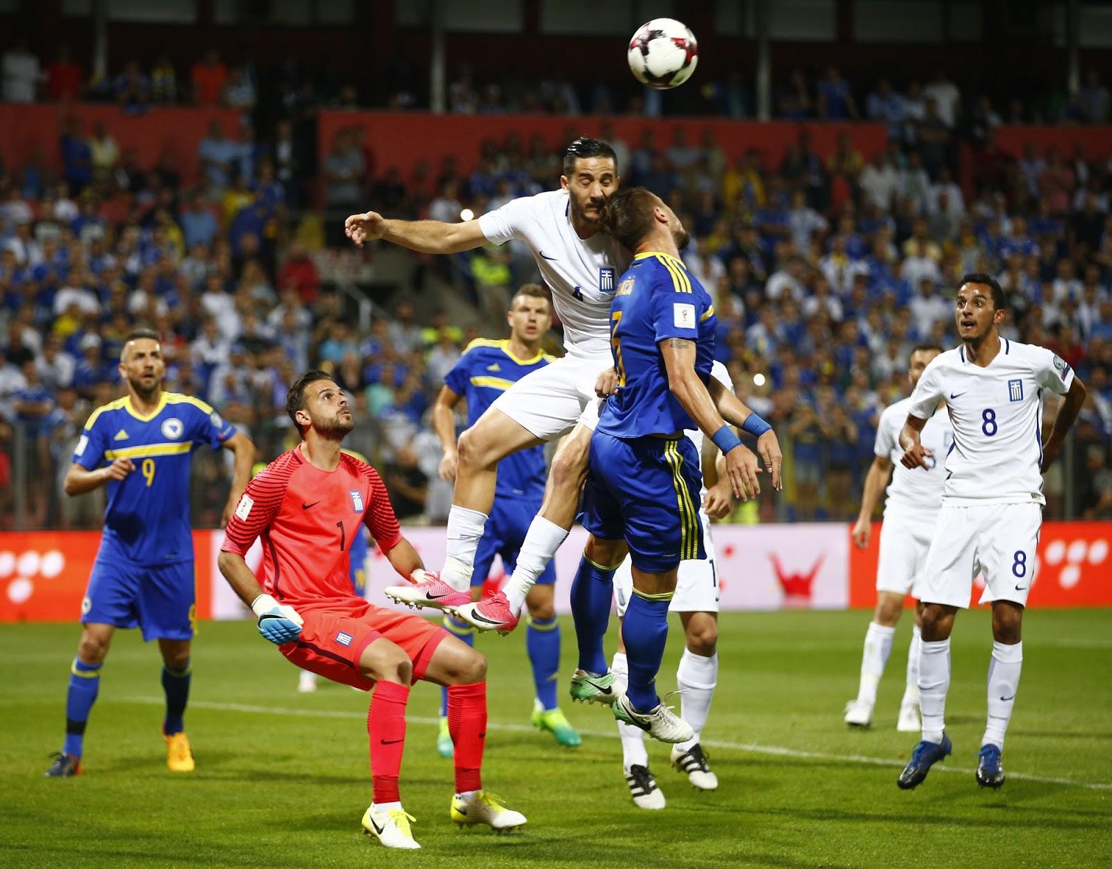 Prediksi Greece vs Gibraltar