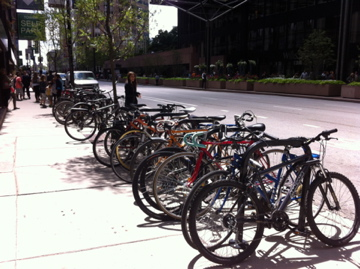 chicago rent a bike