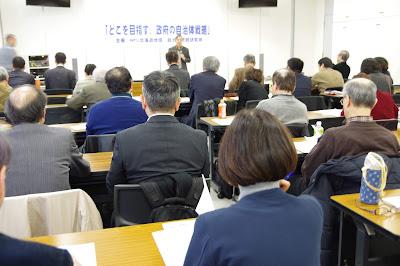 動画:どこを目指す、政府の自治体戦略:角田英昭さん