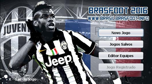 Skin do Paul Pogba - Juventus  para Brasfoot 2016