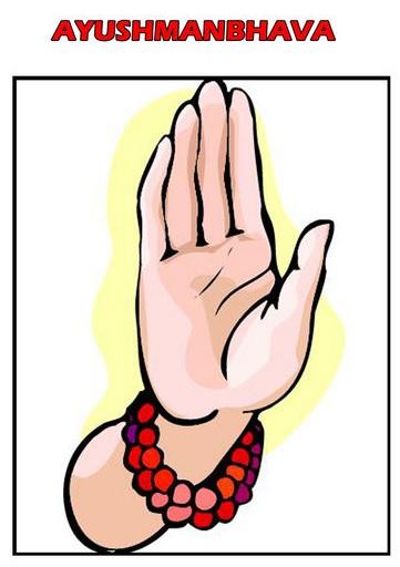 Jayasree Saranathan: Blessings for long life – 'Ayushmaan bhava'