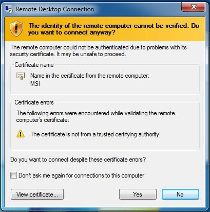 Fixing Remote Desktop Annoyances – Polar Clouds