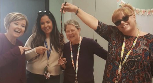 Principal and teachers suspended from California elementary school after photo posing with a NOOSE