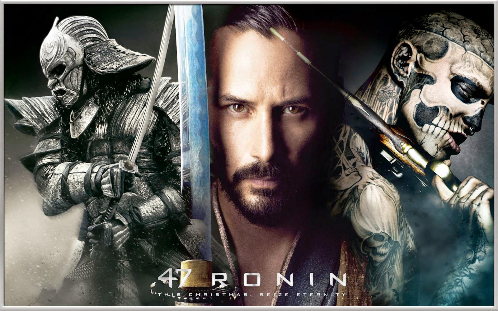Heroic Fantasy Writers: Movie Review: 47 Ronin