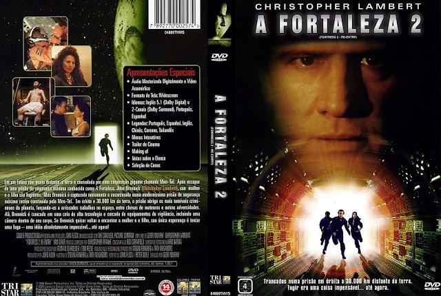 Capa DVD A Fortaleza 2