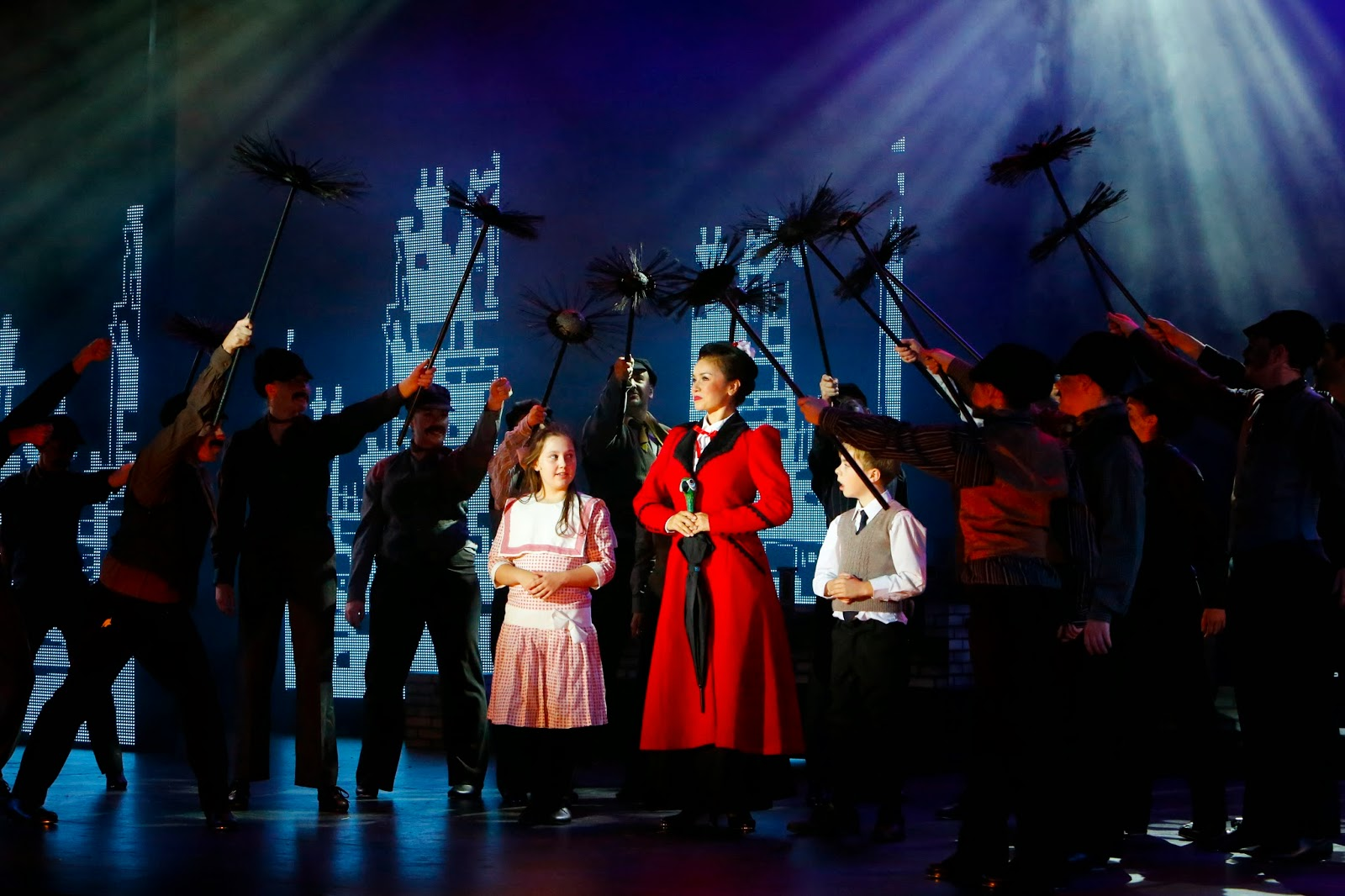 Canberra Critics Circle Mary Poppins The Broadway Musical