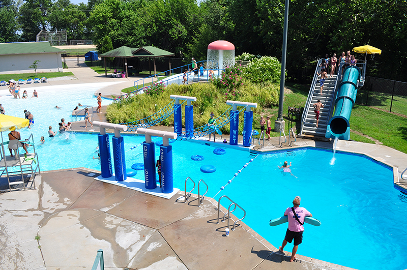 Play St Louis Blanchette Aquatic Facility St Charles