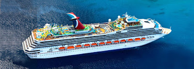 Carnival Cruises Offer More Cruises to Cuba in 2019-20 Pictured Carnival Sunshine sailing from Charleston