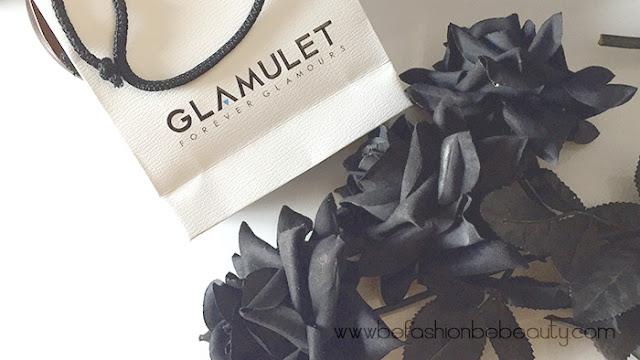 Opinión colgante glamulet.