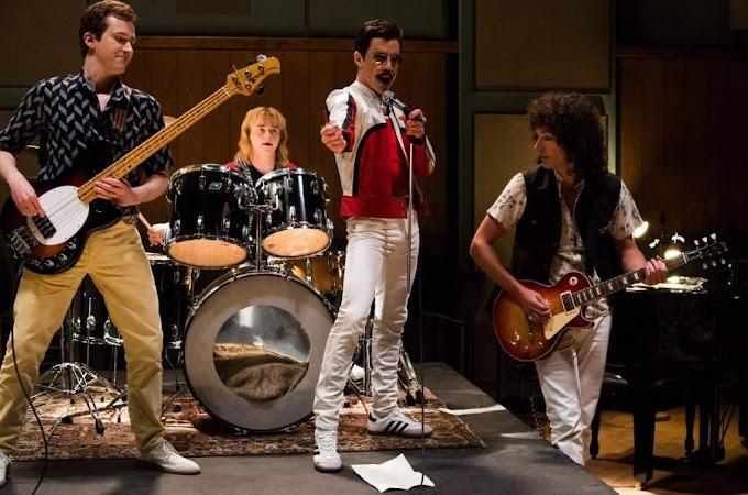 """""""Bohemian Rhapsody"""" El DVD incluirá la escena completa de Live Aid"""